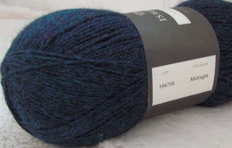 ALPACA 1 - farge MIDNIGHT